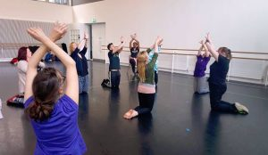 DDM training - Rambert This